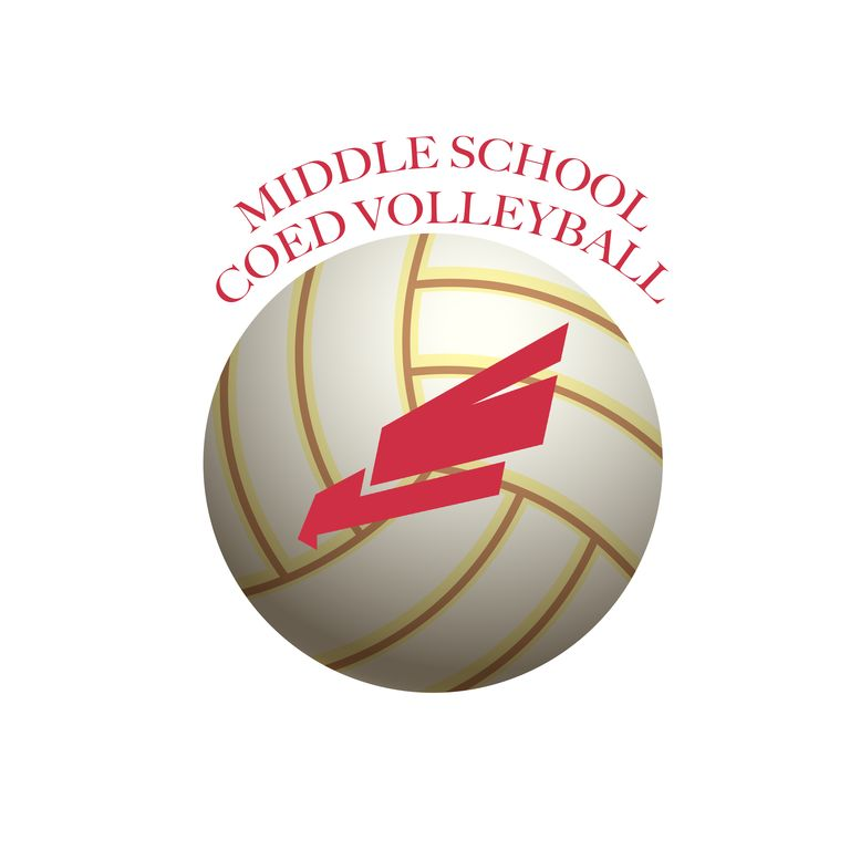 Middle School coed volleyball - SECOND round of playoffs!
