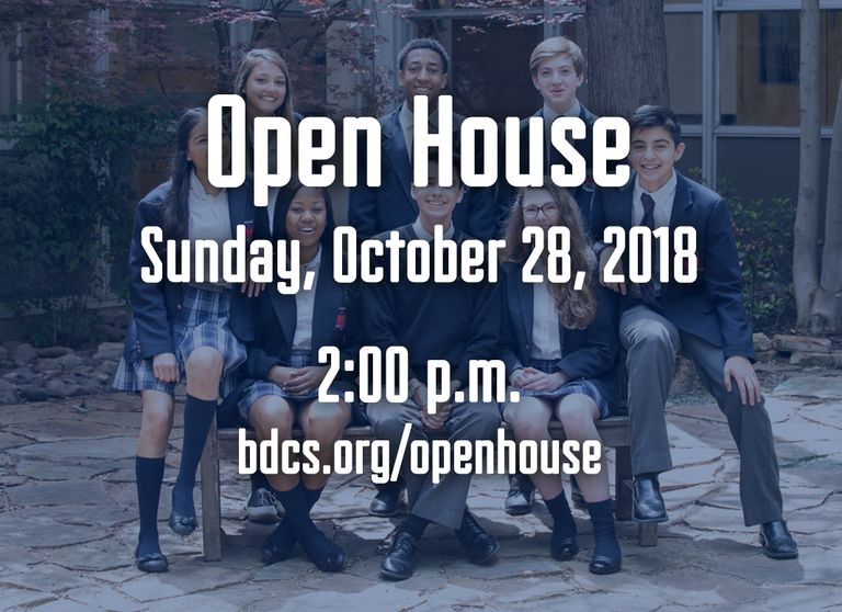 Coming Soon: Bishop Dunne Open House